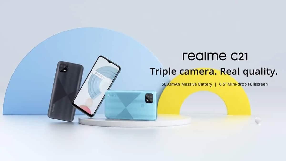 Cameras C21