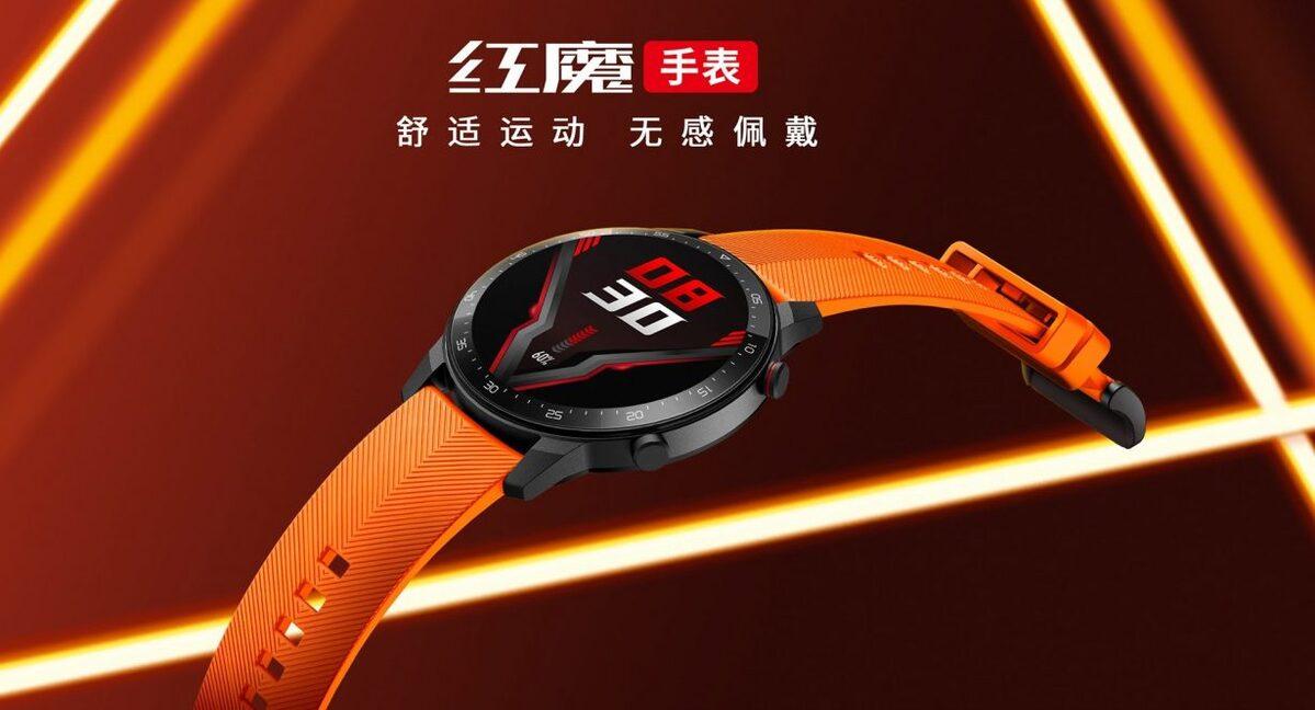Reloj Nubia Red Magic Watch