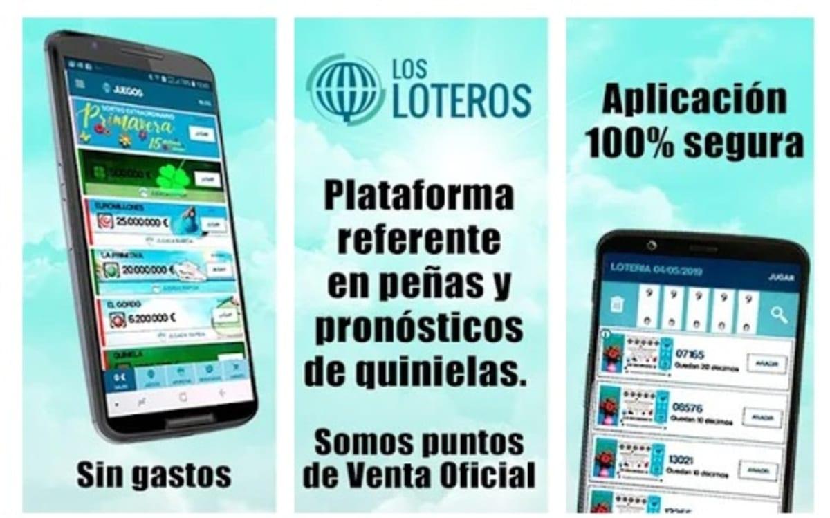 Tus loteros