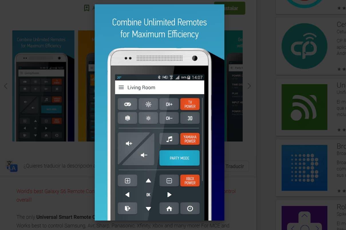 anymote universal smart control home