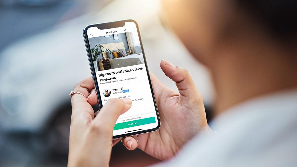 Apps compartir piso