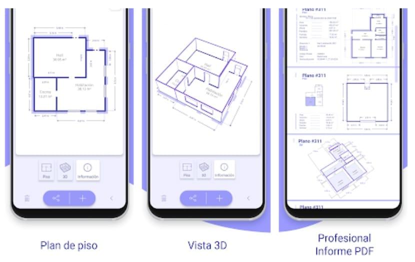 ARPlan 3D: Regla, Tape Measure, Floor Plan Medir
