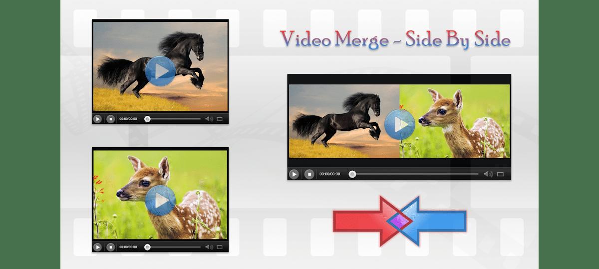 Combinar vídeo