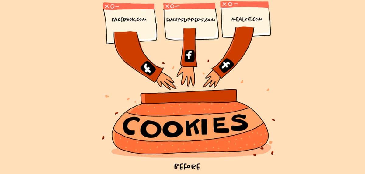 Cookies antes