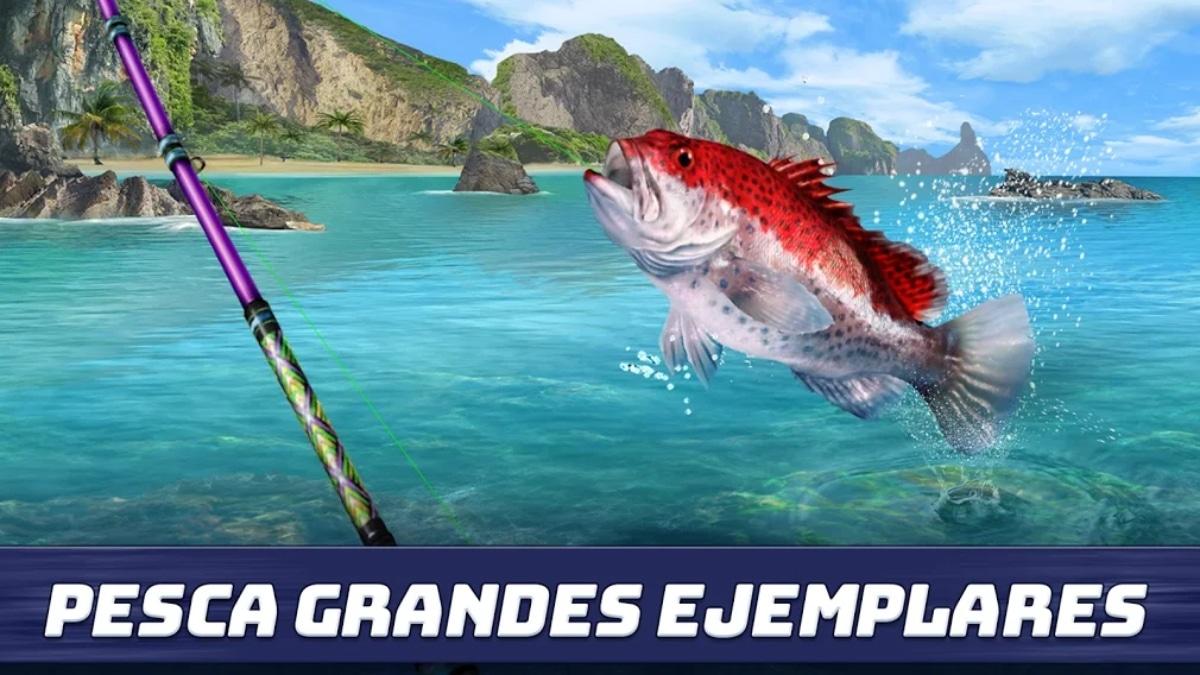 Fishing Clash: Juego de pesca con caña en 3D