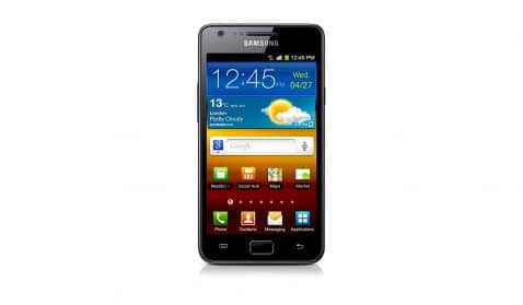 Galaxy SII con Android 11