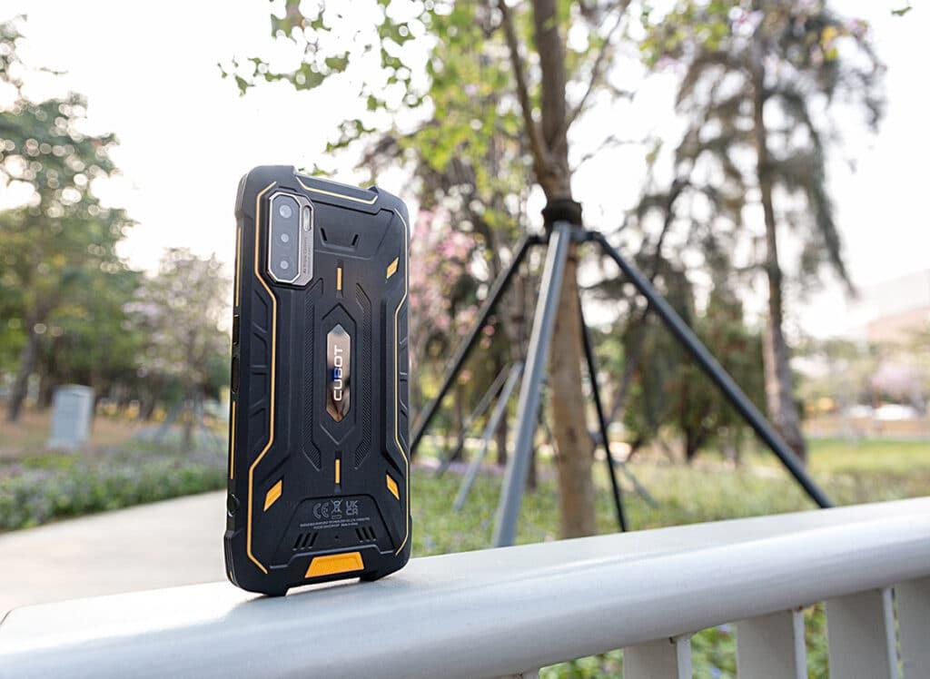 Kingkong Pro 5 trasera