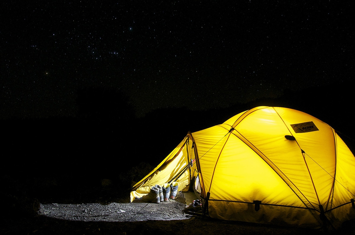 Las 12 mejores apps para encontrar campings