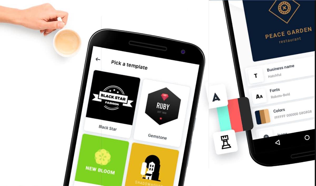 Mejores app creador logos