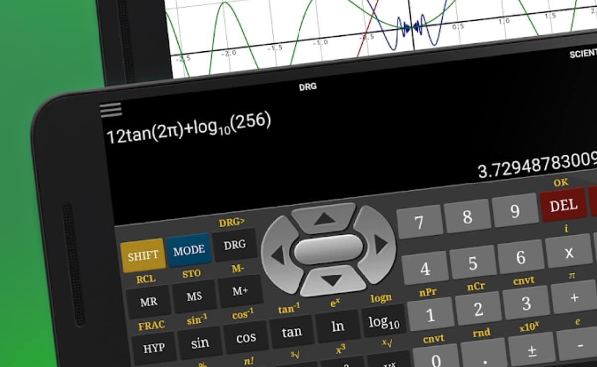 Las mejores calculadoras científicas para Android