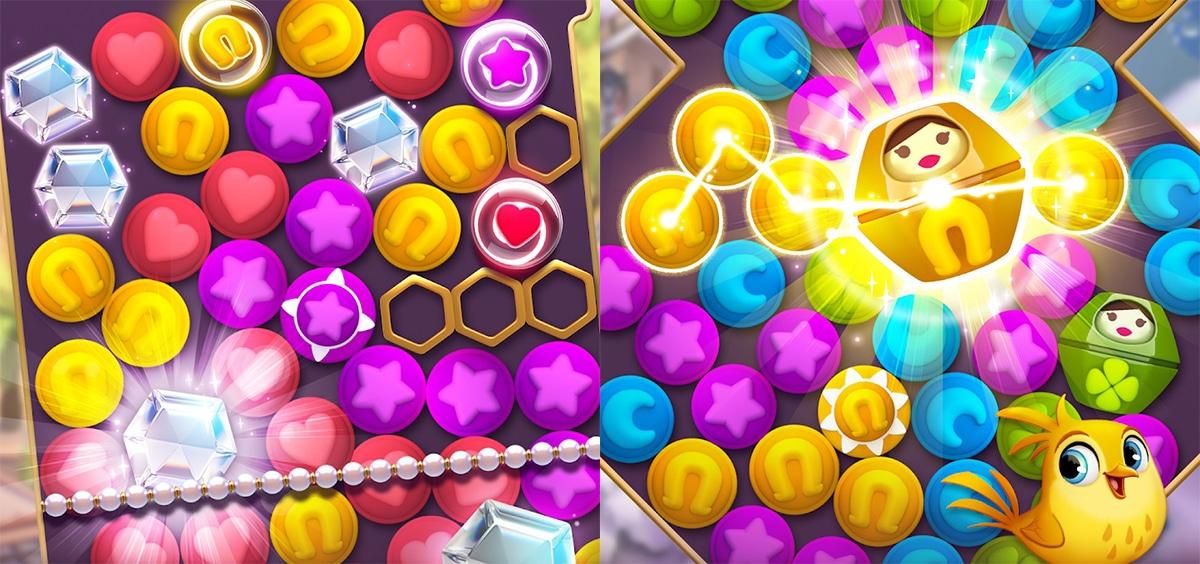 Mejores juegos similares Candy Crush
