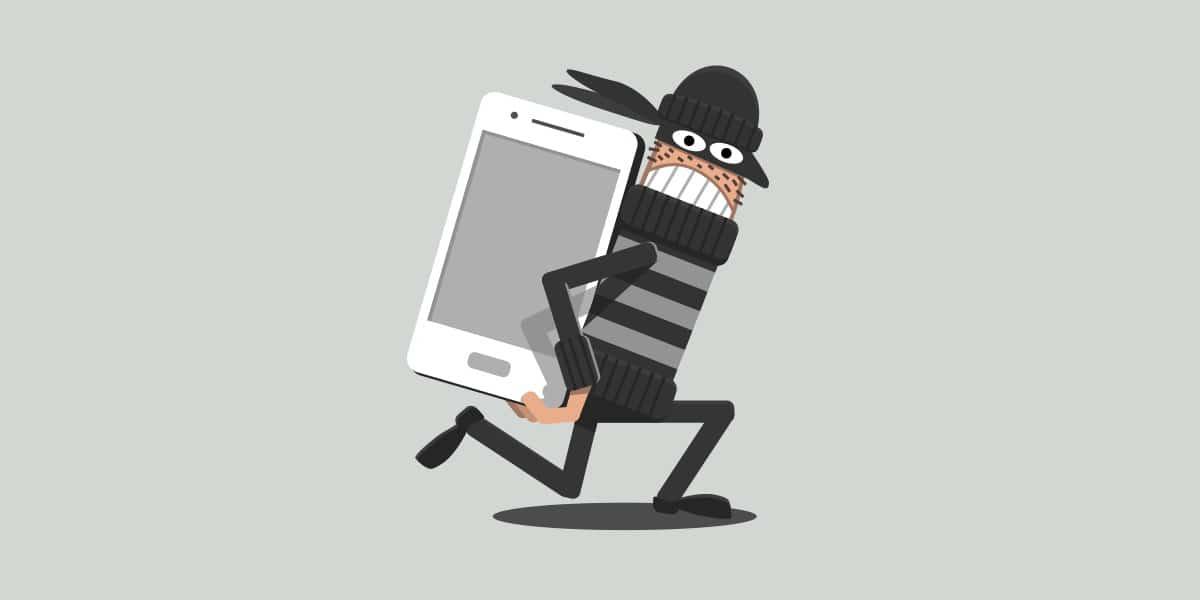 móvil robado
