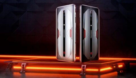 Nubia Red Magic 6 y Red Magic 6 Pro