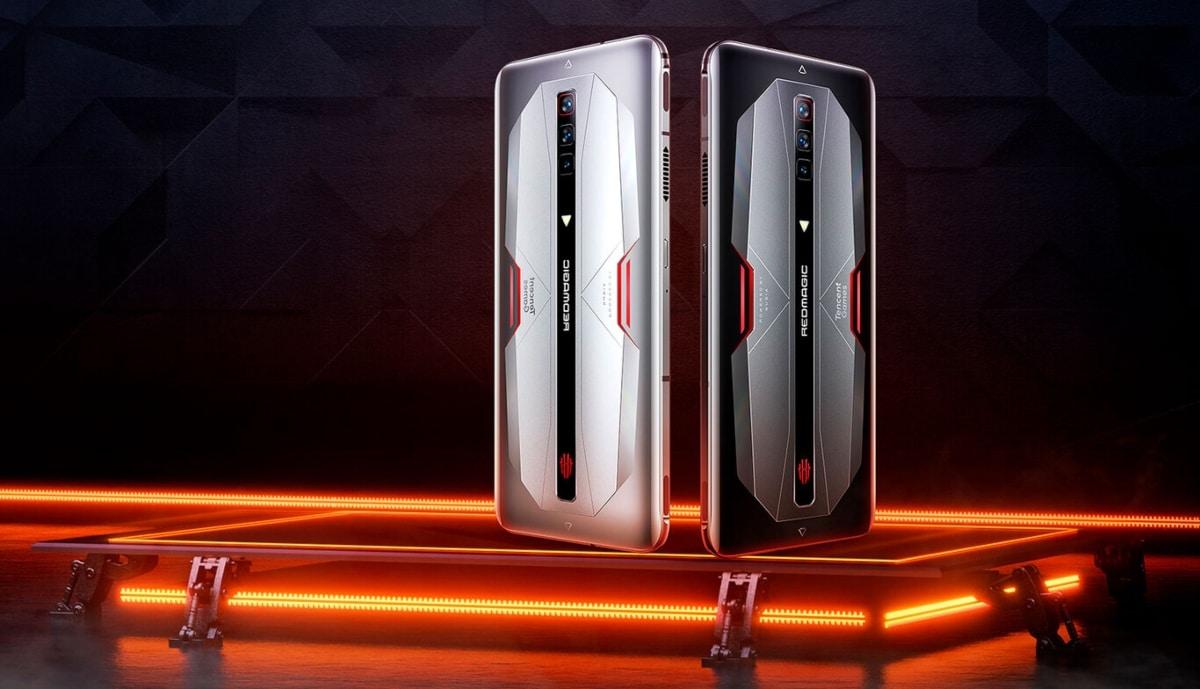 Nubia Red Magic 6 y Red Magic 6 Pro