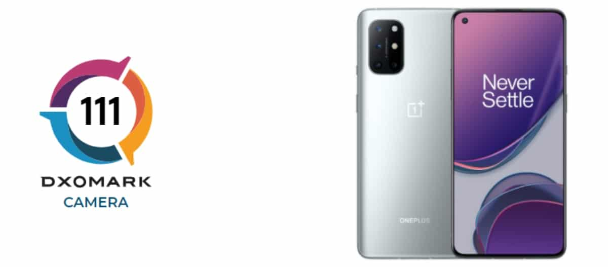 Review de cámara del OnePlus 8T, por DxOMark