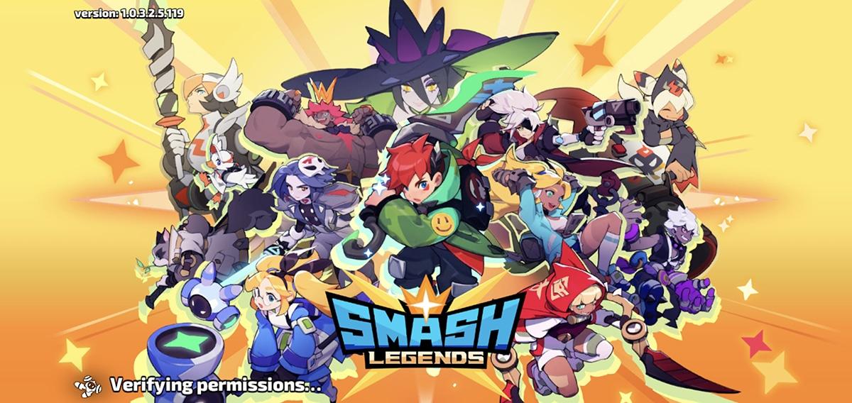 [APK] Smash Legends es un nuevo 'brawl' de partidas 3v3 lanzado de forma regional en Europa y más