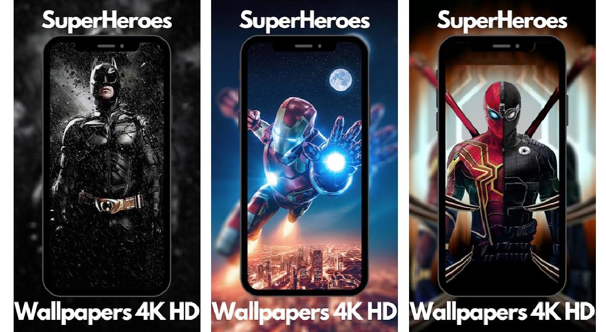 Fondos de monitor superheroes cómic