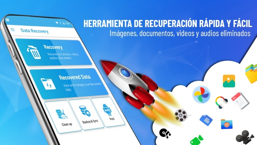 Recuperar Fotos Borradas del Movil : Data Recovery
