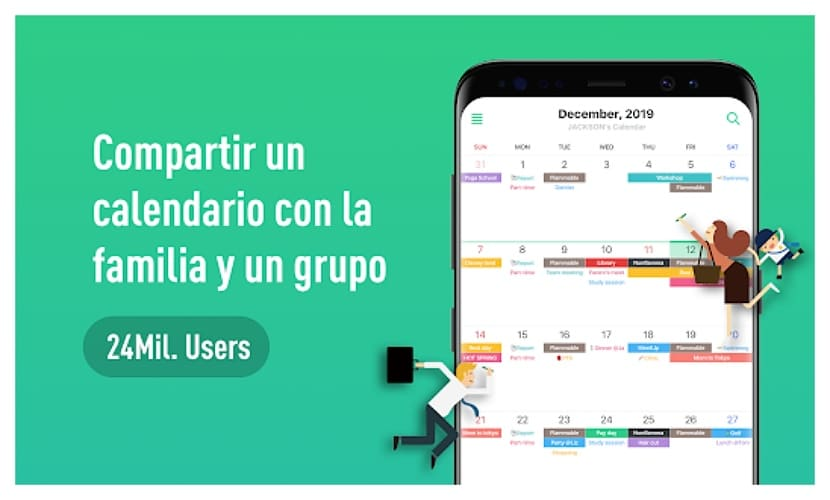 TimeTree - Calendario Compartido Gratis