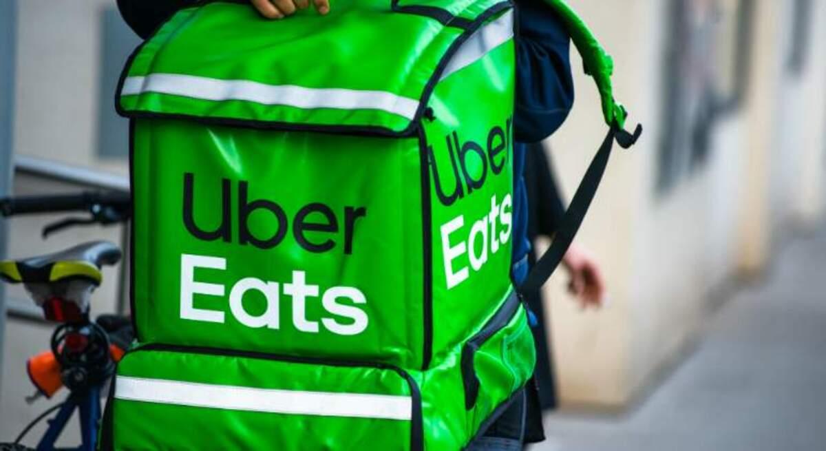 Mochila Uber Eats