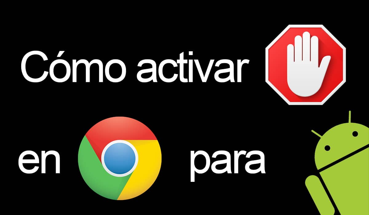 activar adblock en Chrome