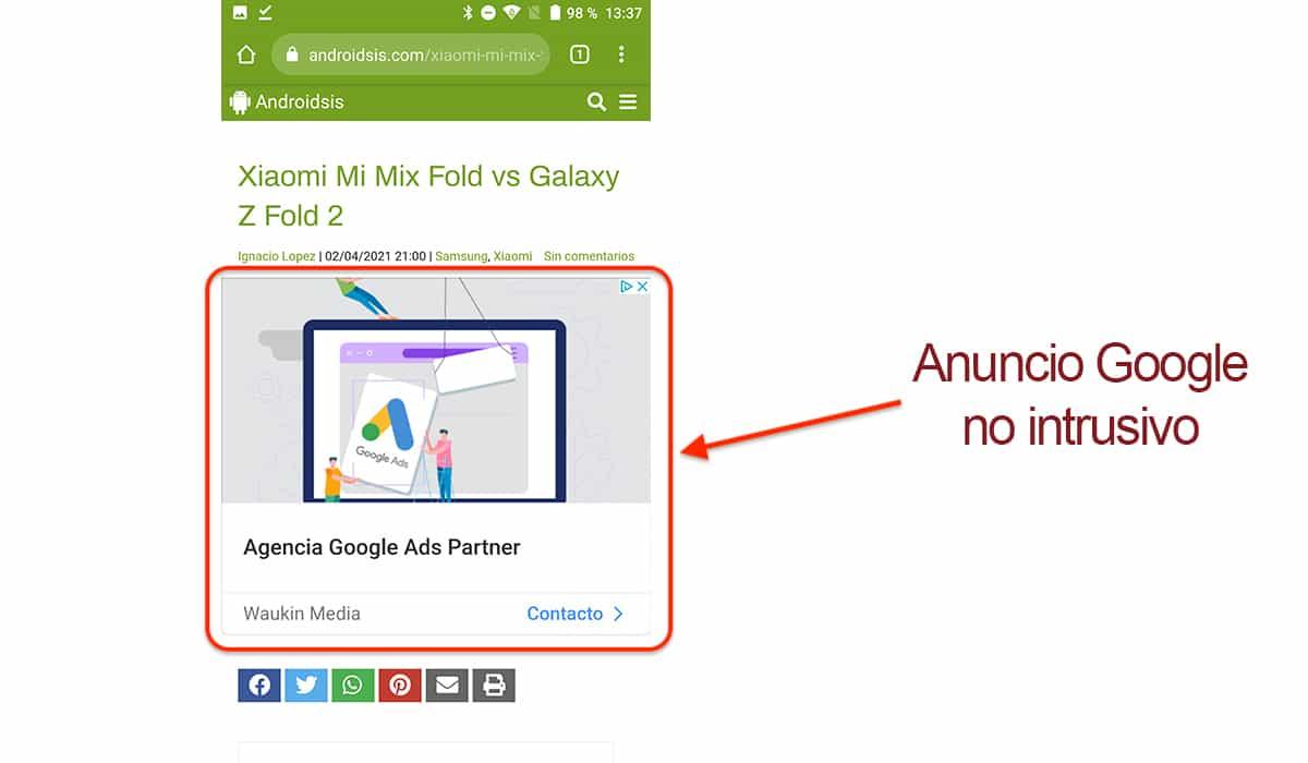 Bloquear anuncios Chrome