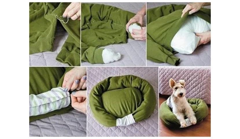 Ideas reciclaje ropa usada