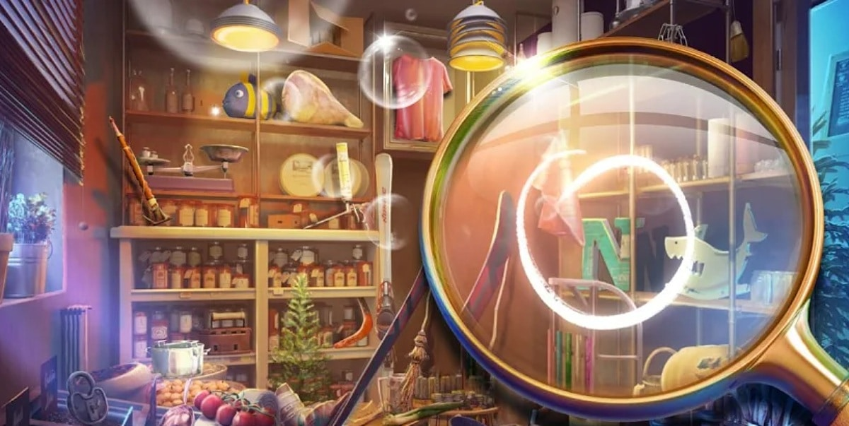 Los mejores juegos de buscar objetos ocultos para Android