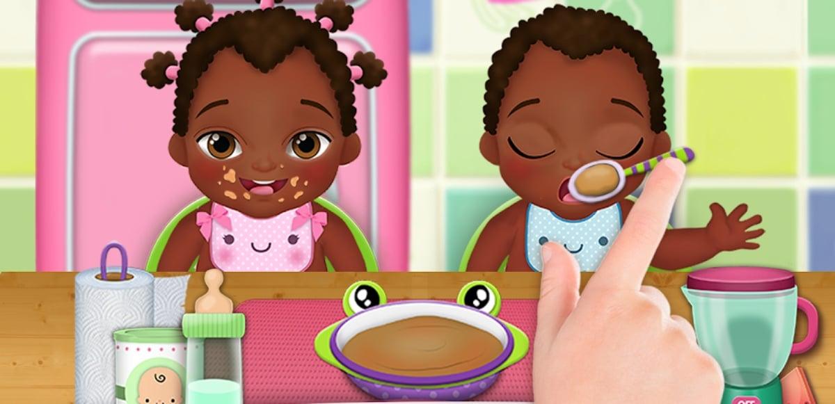 Los mejores juegos de cuidar bebés para Android