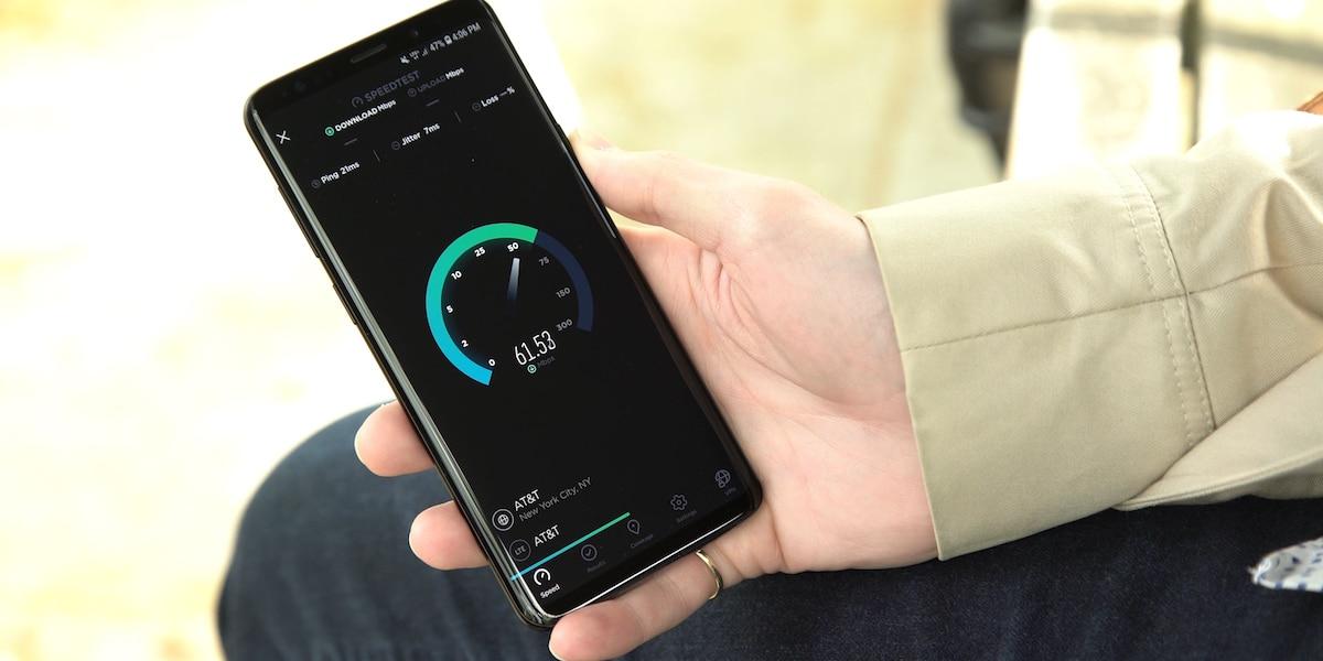 smartphone rápido