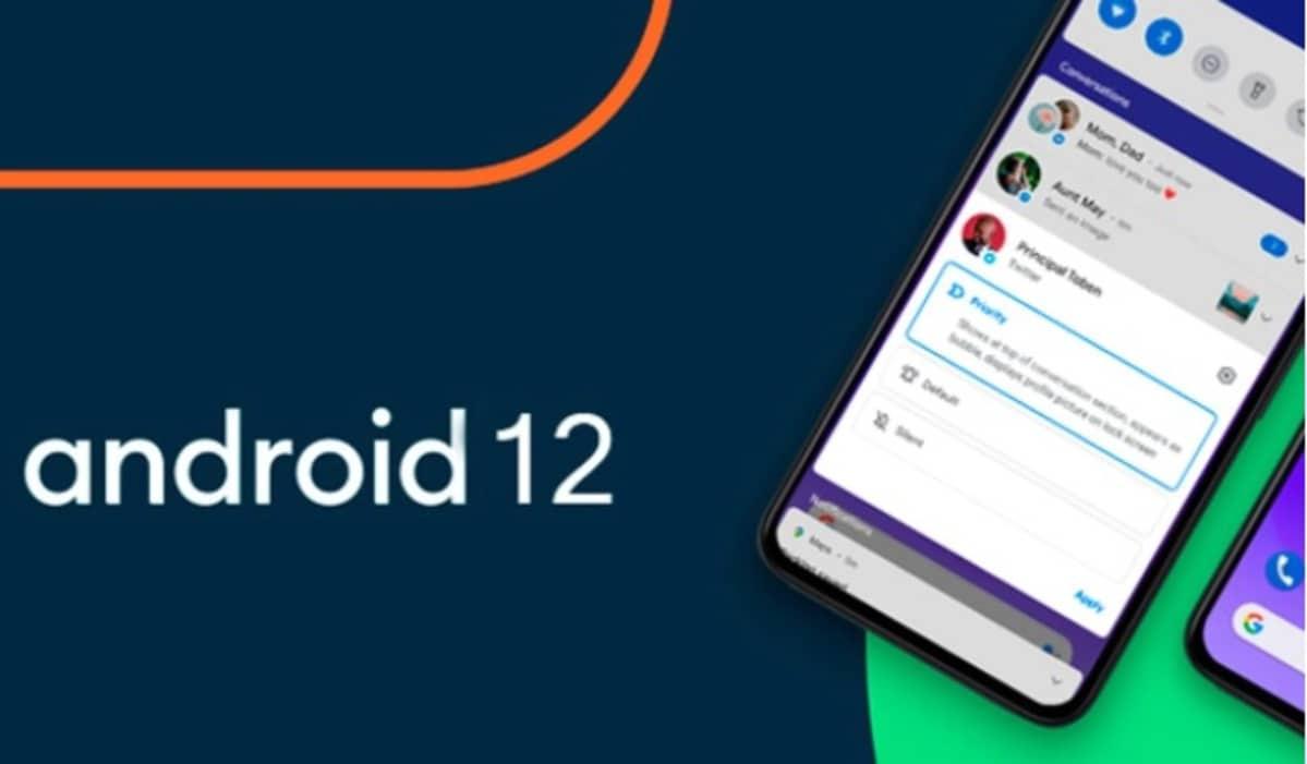 Presentación Android 12
