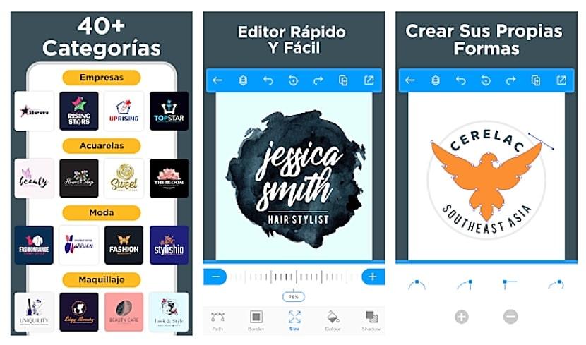 Creador de Logos - Mejor app para diseño de logos