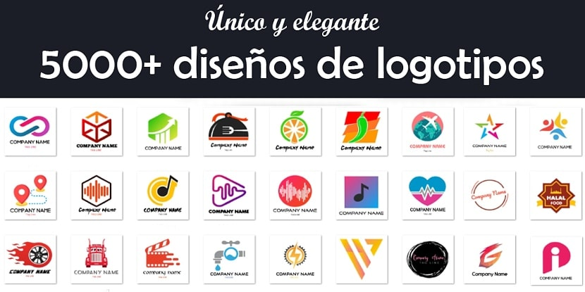 Crear Logotipos gratis profesionales Logo empresas