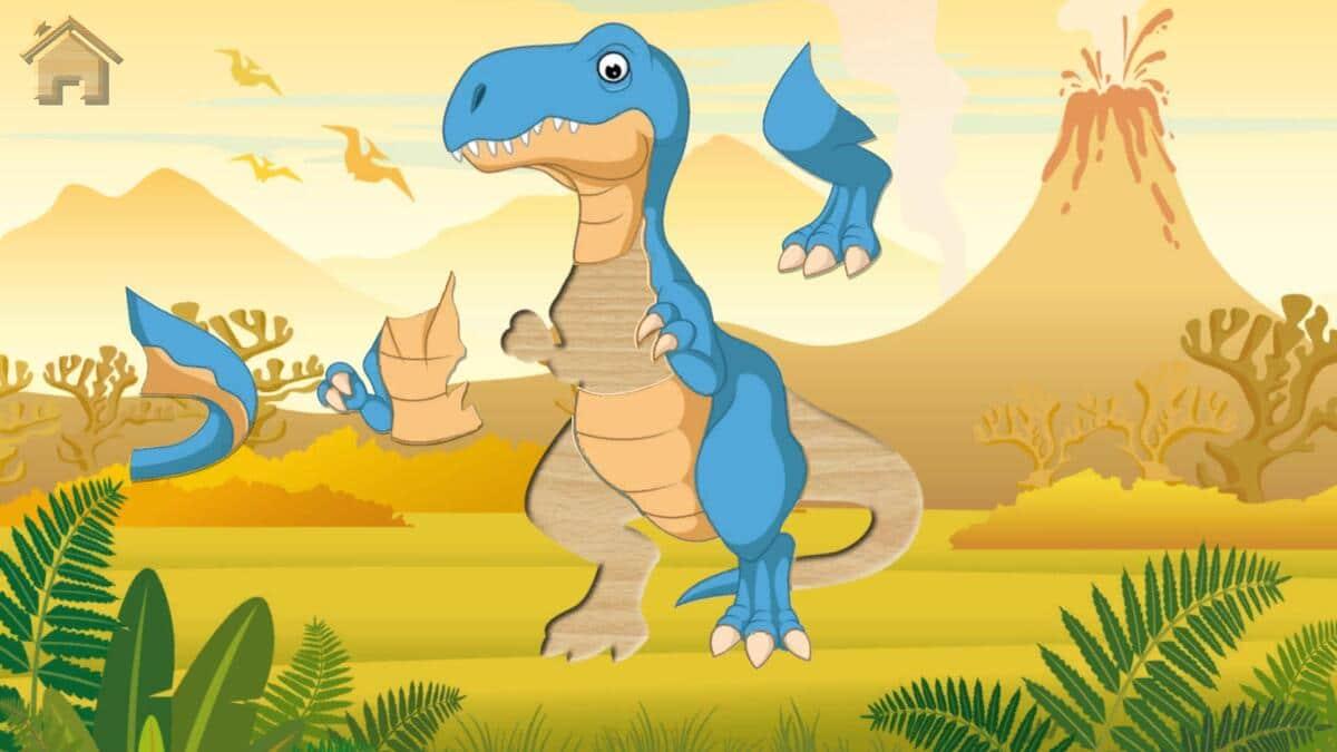 Dino Puzzles