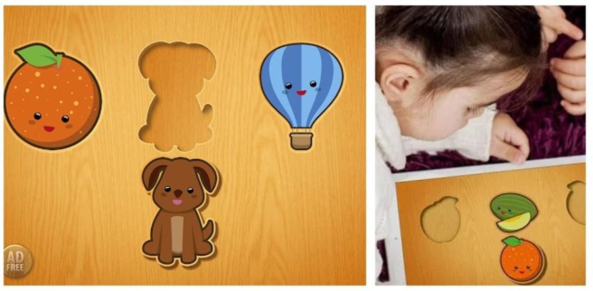 Juegos y puzles de bebes