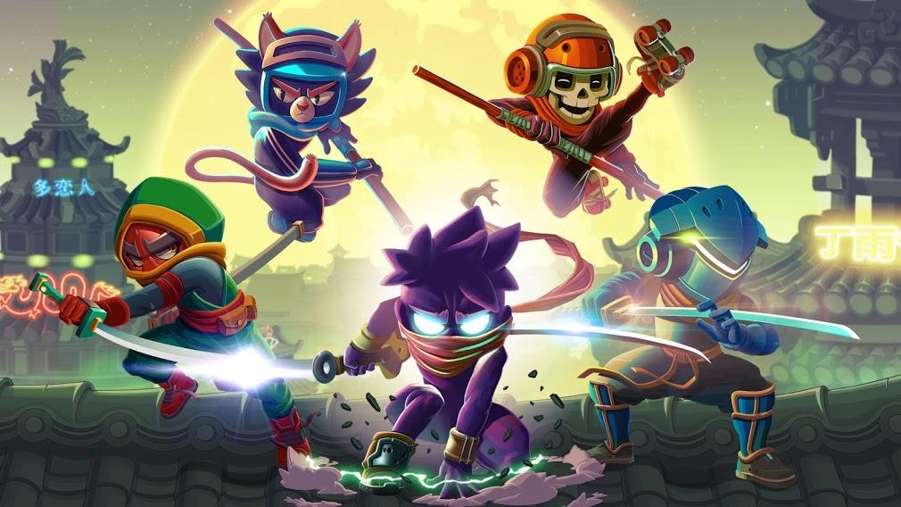 Ninja Dash Run Juegos nuevos 2021