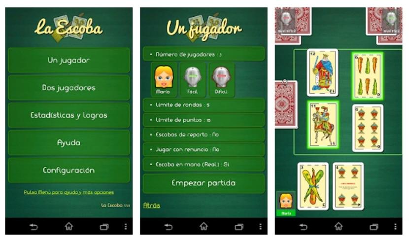 La Escoba - versión española