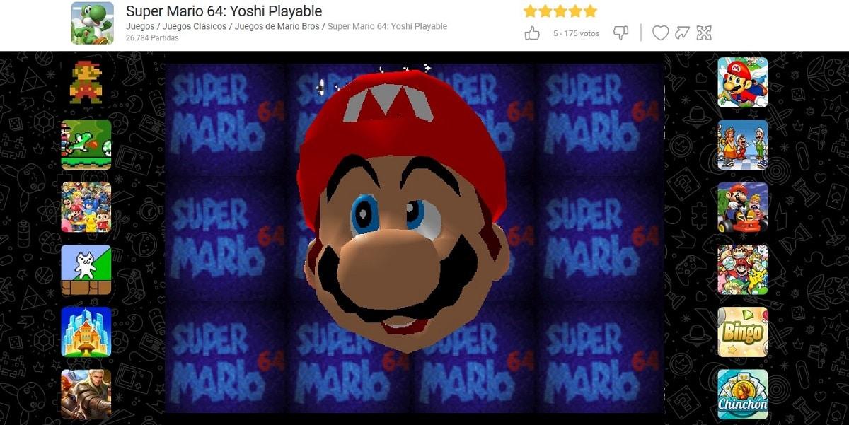 minijuegos - Mario Bross