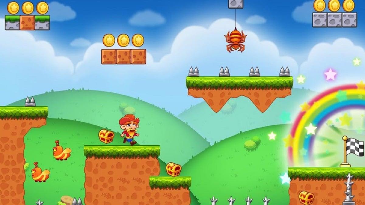 Super Mario Jump 3