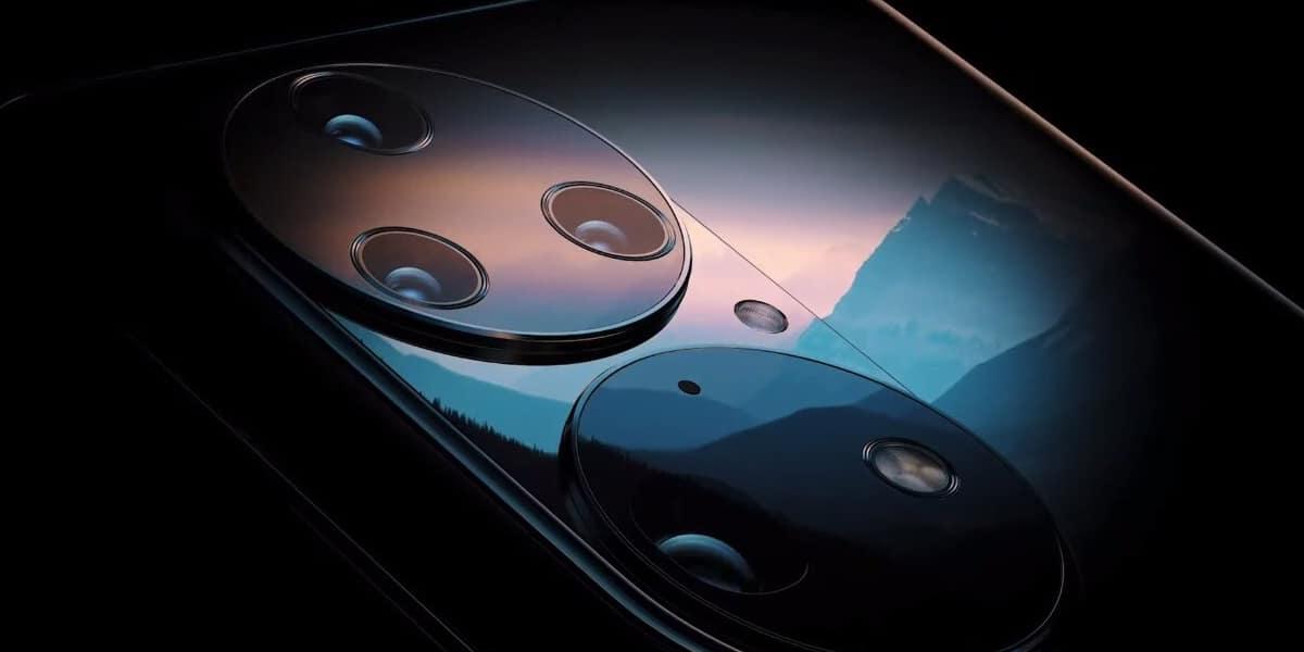 Review de cámara del Huawei P50 Pro