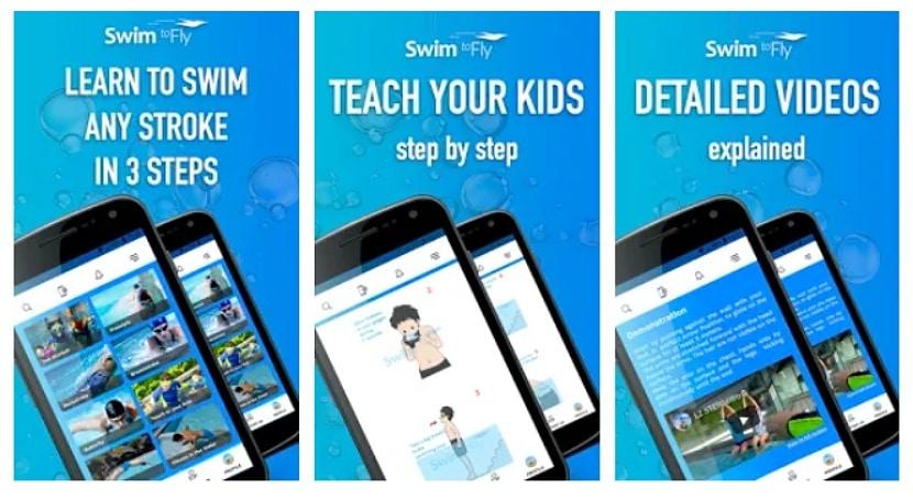 SwimtoFly - Learn how to Swim, Teach, Find Teacher