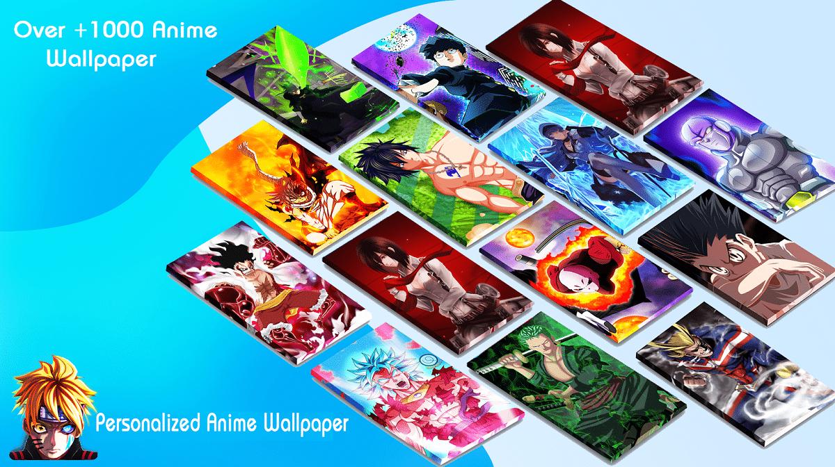 Anime Wallpaper 2021