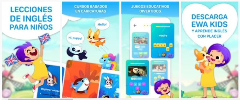 EWA Kids: Inglés Para Niños