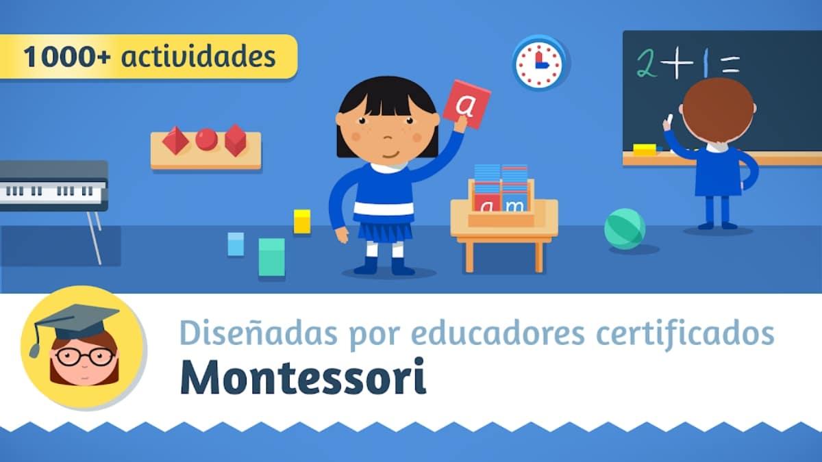 Preescolar Montessori