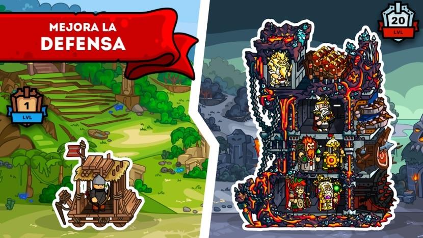 Towerlands - Defiende usted torre