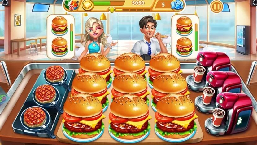 Cooking City - restaurante y juego de cocina