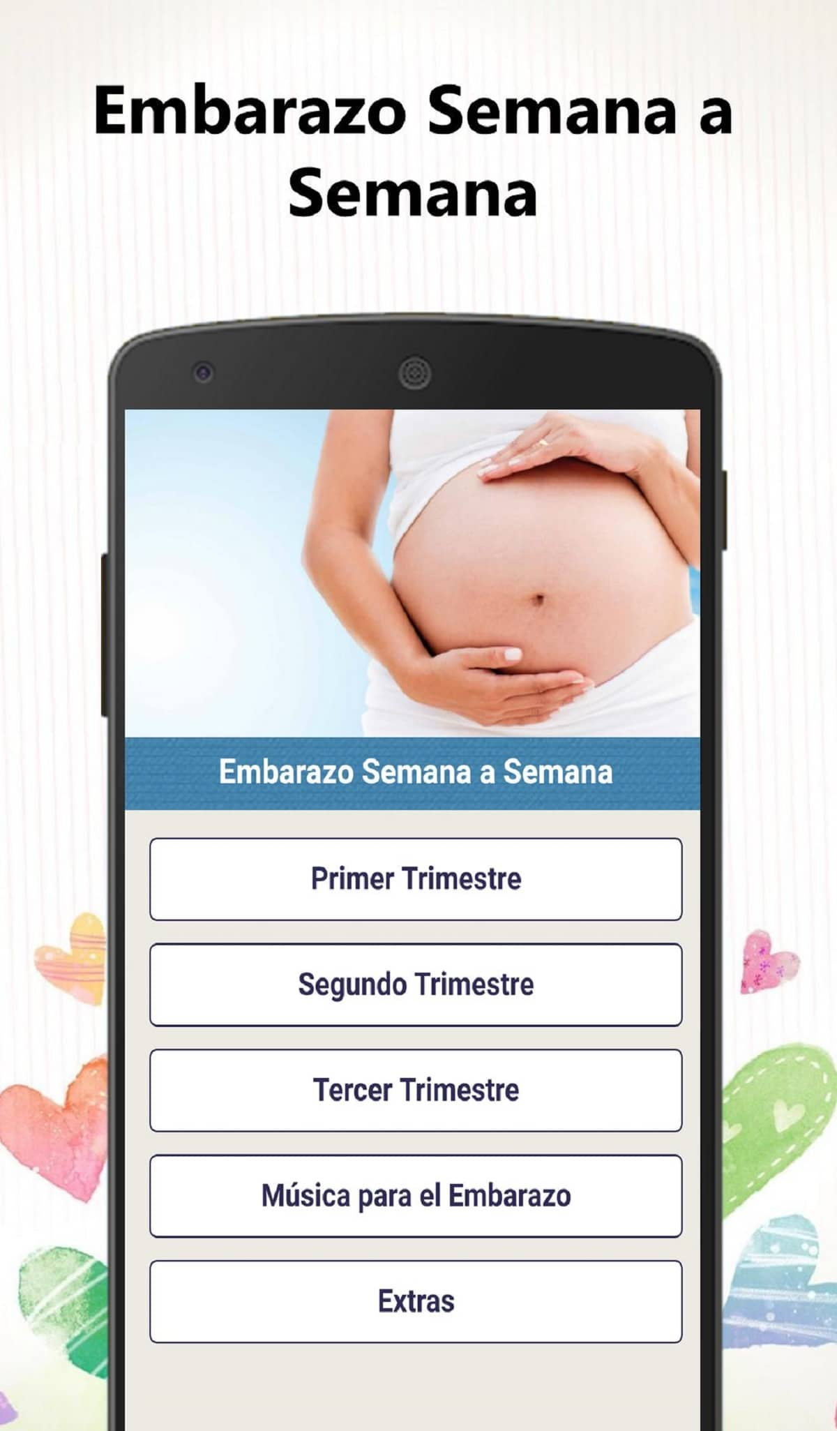 Mi embarazo semana a semana android