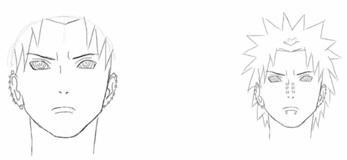 Instrucciones Naruto