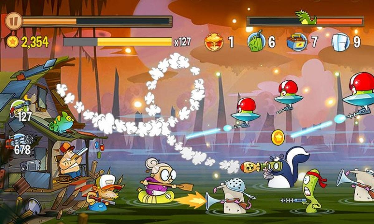Juegos acción Android