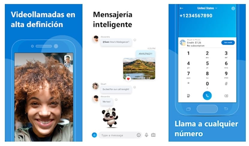 Skype: videollamadas gratis